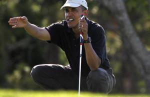 obama golf1