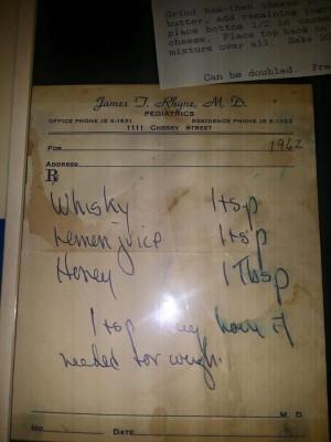 1962 Prescription