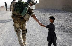 troops love
