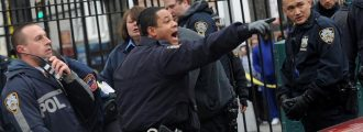NIGHTMARE: NYPD Cops Shot Dead 'Execution Style' During Patrol; Gunman Sought Revenge For Michael Brown And Eric Garner