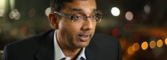 Dinesh D'Souza Tries to Save America, Pays a Political Price