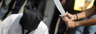 Religion Of Peace? Muslim Woman Beheaded In Saudi Arabia