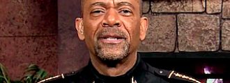 David Clarke To Al Sharpton: 'Go Back Into The Gutter You Came From'