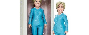 LOL: Get Your Hillary Action Figure!