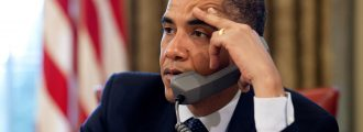 Obama FINALLY Calls Netanyahu, Then Trashes Him