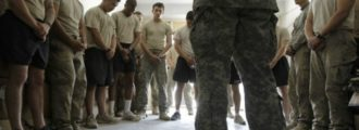Army Diversity Training Includes Slide on 'White Privilege'