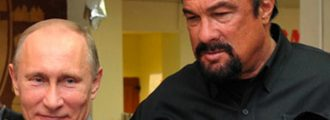 Vladimir Putin Wanted Steven Seagal as Envoy for Russia-US Relations