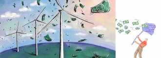 COMMENTARY: It's Time to End Crony Wind Subsidies for Good