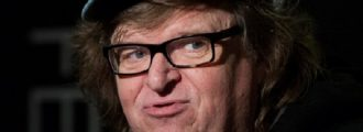 Michael Moore Says it's Time to 'Disarm the Police'