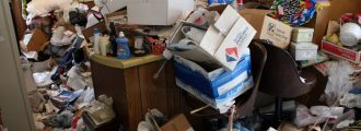 Texas Hoarder Found Dead at Home in Pile of His Own Garbage