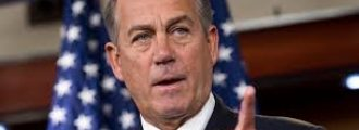 Boehner Blasts Reporter For Amtrak Funding Question