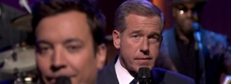 Jeb Bush 'Slow Jams' the News With Fallon