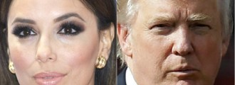 Eva Longoria Compares Donald Trump To Hitler