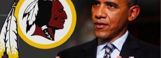 Obama Admin. BLOCKING New Redskins Stadium Because of the Name 'Redskins'