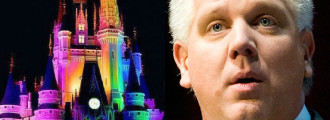 Beck: Why is Disney World's Cinderella Castle Lit Up With The Gay Pride Rainbow?