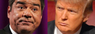 George Lopez Opens His Mouth About Trump, And Says Something Entirely Stupid