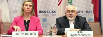 World Powers Strike Historic Nuclear Agreement With Iran