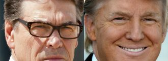 Rick Perry Just Took His Feud With Donald Trump To The Next Level