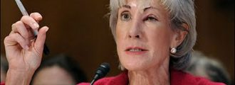 Sebelius to Resign...But Remember When She Said This?