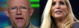 GOP Henchman Calls Ann Coulter Trump's Prostitute, And Then Goes Greek…