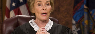 Here's Why You Should Never Laugh Inside Judge Judy's Courtroom