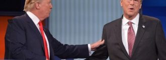 Jeb Bush Domain Name Redirects To Trump Site