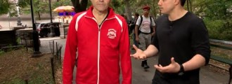 THEY'RE BACK: Guardian Angels Patrolling Central Park Again Amidst RISING CRIME