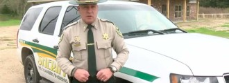He's Called The Cajun John Wayne: This Sheriff Calls Out Thugs In The Most Awesome Way