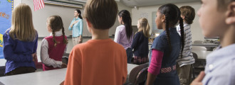 HELL YEAH: Iowa Students Will Now Recite Pledge Of Allegiance Before Class