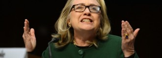 """Clinton Rally: Veteran Booed and Removed - """"Hillary Lied Over Four Coffins"""""""