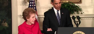 UNBELIEVABLE! Obama To Skip Nancy Reagan's Funeral For A Conference