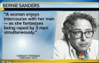 SICK! Young Bernie Sanders: Women Fantasize About Being Gang Raped