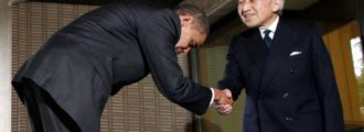 Obama Apology Tour Continues - Visits Hiroshima On Eve Of Memorial Day