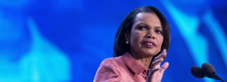Liberal Bullies Block Condi's Commencement Speech