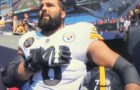 Pittsburgh Steelers Player Alejandro Villanueva Honors the Flag - Coach Tomlin Disappointed (VIDEO)