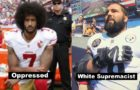 HuffPo Writer - White Athletes Who Don't Kneel Are White Supremacists