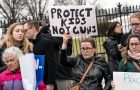 The Great American Lie -Dolts With Signs Walkout Of School