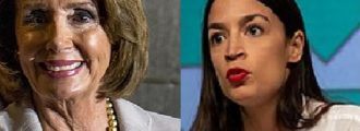 Pelosi v. Ocasio-Cortez! What Does It Mean for the Democratic Party?