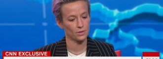Megan Rapinoe Excludes People ... While Criticizing the President for Excluding People