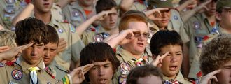 More on Boy Scouts Big Trouble -- 800 Lawsuits! (Video)
