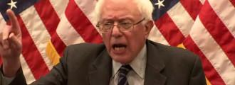 Hypocrisy, Thy Name is Bernie Sanders