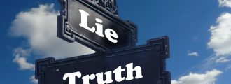 Warning, Conflcit Ahead: Tolerating Lies Is Not the Way to Defeat Them