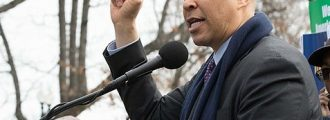 Sen. Booker Thinks Concerns About Mandatory Gun Buy-Back Is 'Fear-Mongering'