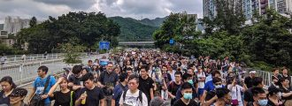 'In Deep Water': Does the Hong Kong Protest Have a Prayer?