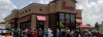 That Chick-fil-A Boycott? Probably Not Working Out as Planned