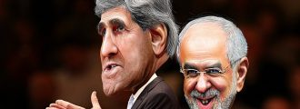 John Kerry's Meetings with Iranian Officials: Citizen Diplomacy? Corruption and Treason?