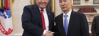 President Reaches 'First Step' in Resolving Trade Issues with China -- We Hope