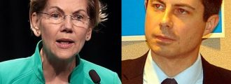 Warren, Buttigieg Say They're Not on Board with Beto's Anti-Church Proposal