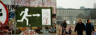 Berlin Wall Came Down Thirty Years Ago -- but the Battle Against Its Godless Ideology Continues