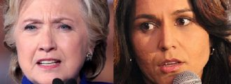 Back and Forth Between Tulsi and Hillary: No Truce in Sight